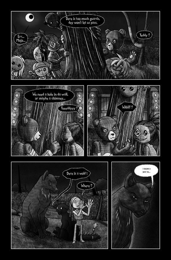 Blood and ashes 31