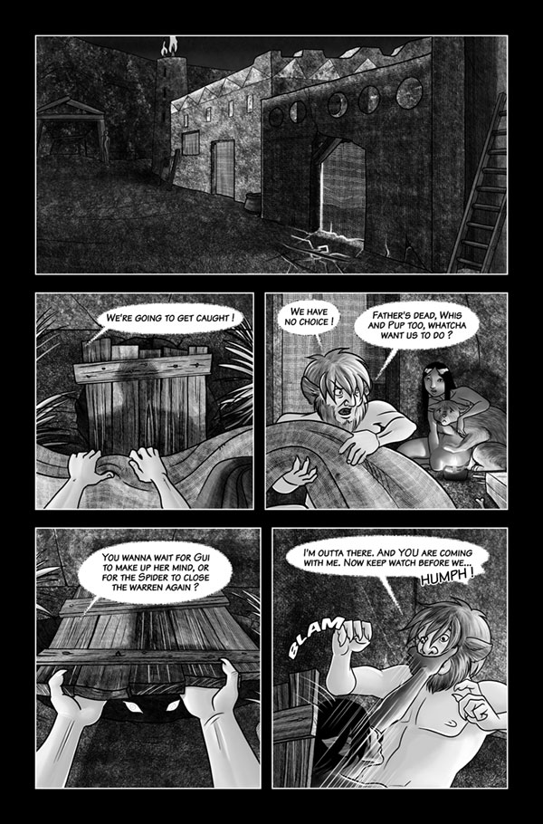 Blood and Ashes 32