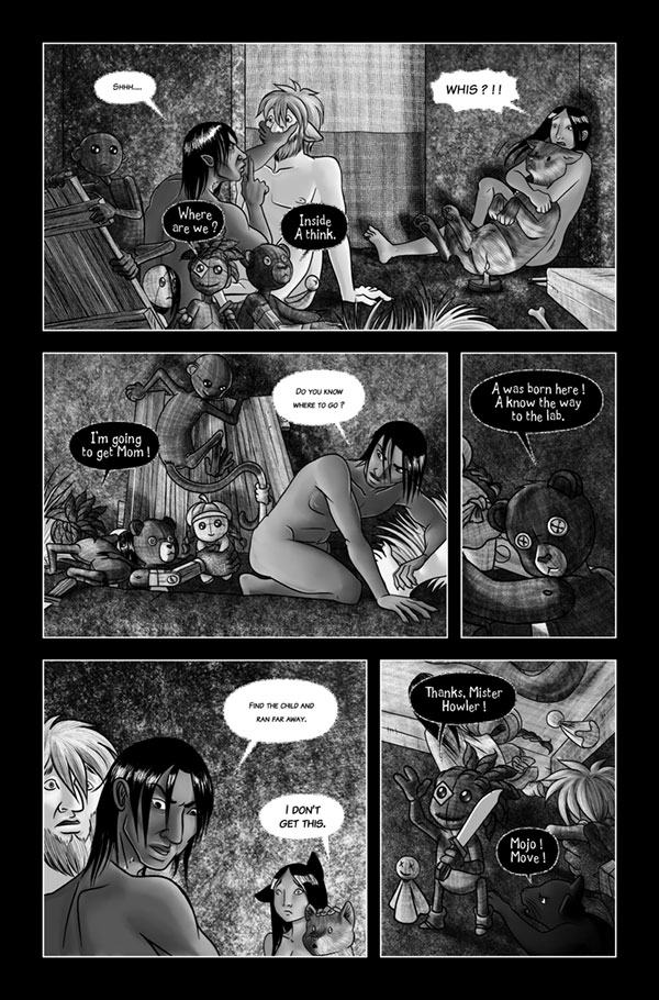 Blood and Ashes 33