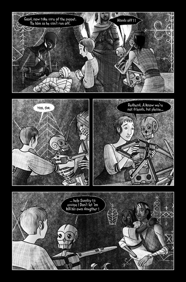 Blood and Ashes 37