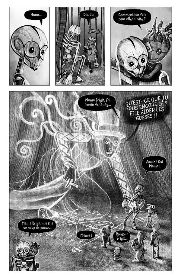 Des Poupées et des Morts 09