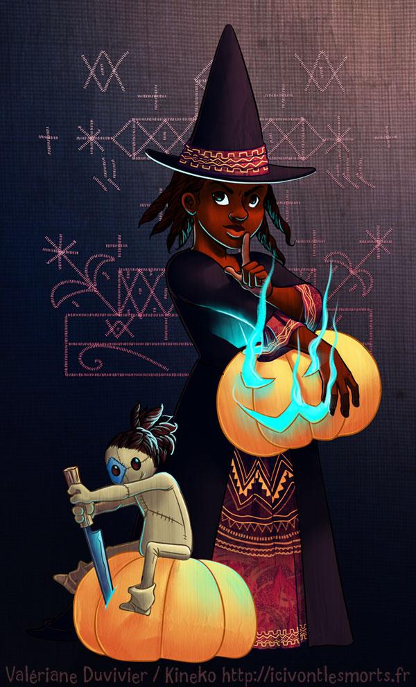 Joyeux Halloween tout le monde!