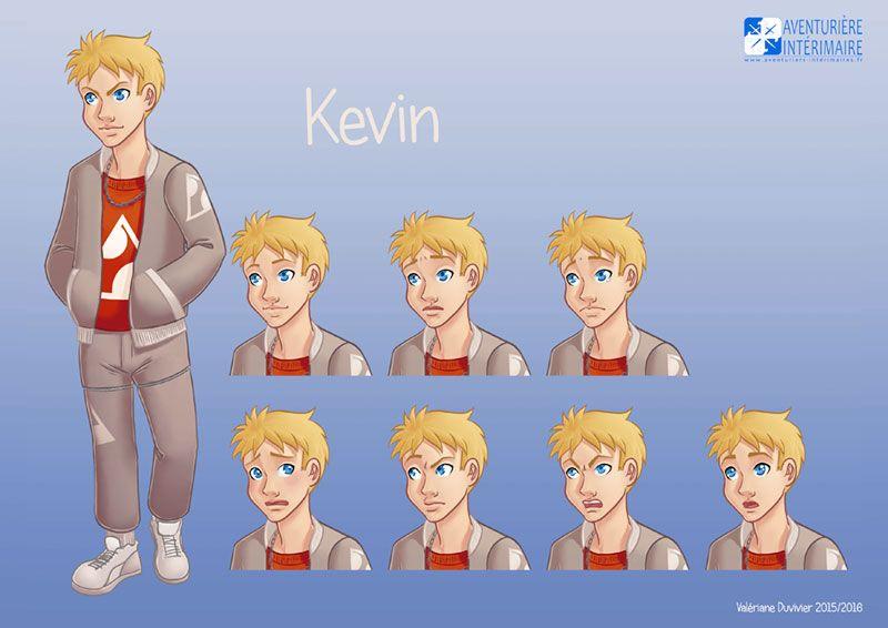 Aventurière Intérimaire: Kevin