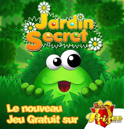 Newsletter : Jardin Secret